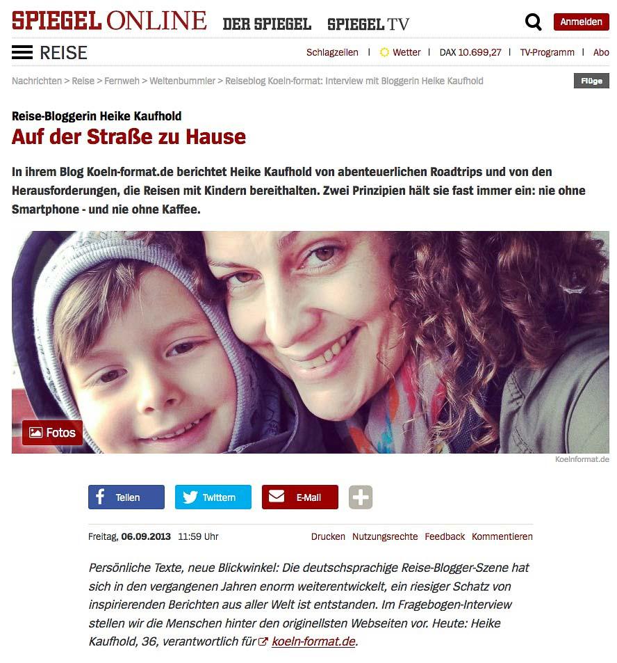 Familien Reiseblog Köln Format Heike Kaufhold