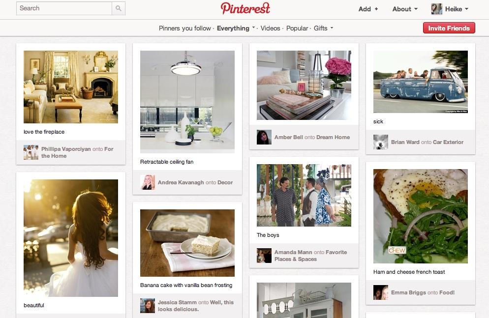Eine Bedienungsanleitung Für Pinterest Die Besten Tipps