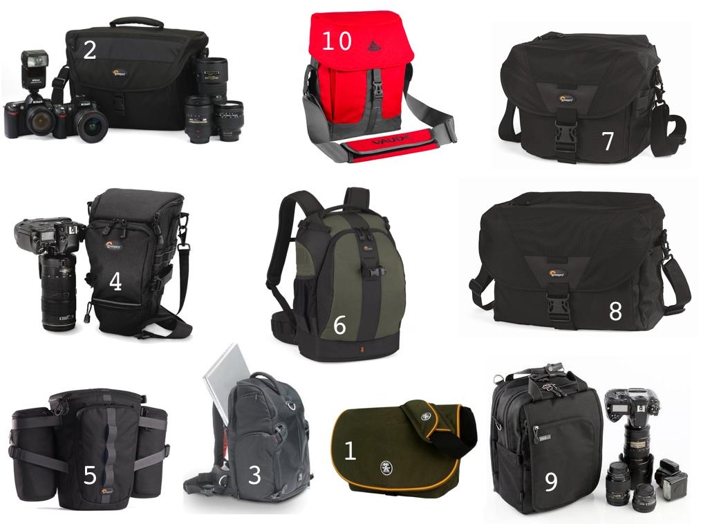 Fototaschen Test - welche ist die beste Fototasche?
