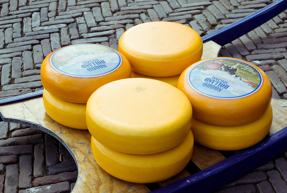 Alkmaar Käsemarkt
