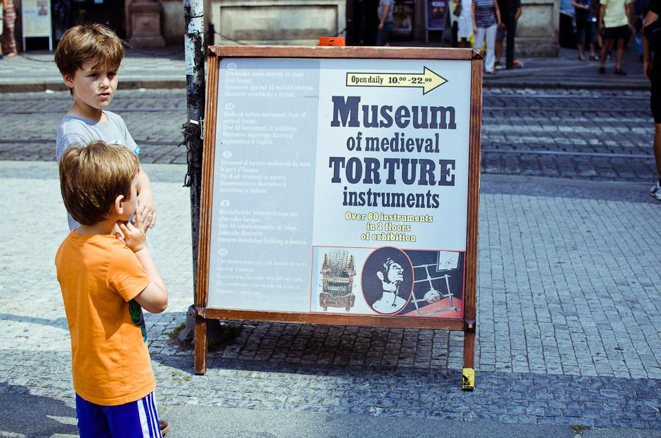 Tipp für eine Reise nach Prag mit Kind
