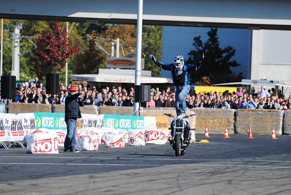Motorradmesse Intermot Köln