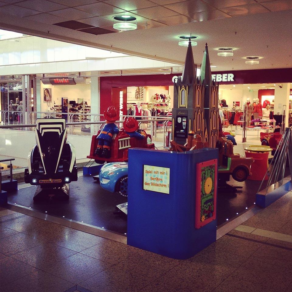 kiddieland Rhein Center Köln Arcaden