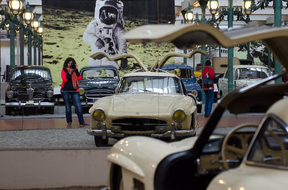 hunderte Fotomotive warten im Schlumpf Museum