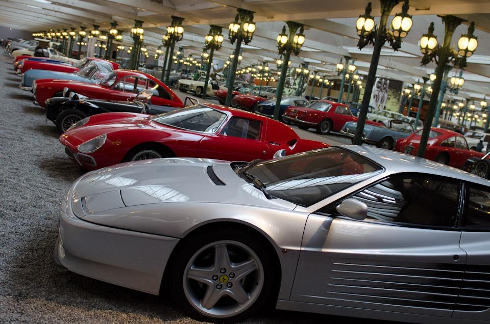 Rolls Royce Silver Ghost >> Das Schlumpf Museum - im größten Automobilmuseum der Welt
