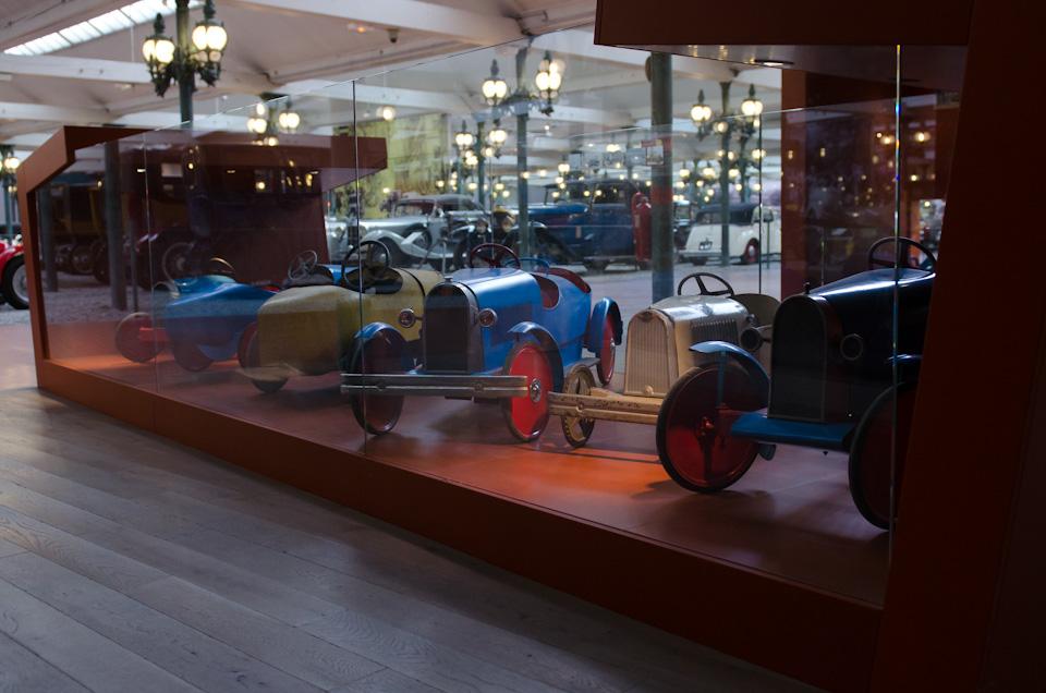 Die Kollektion im Schlumpf Museum