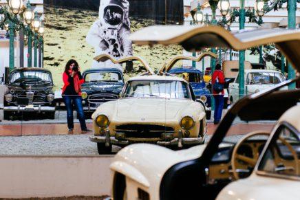 Das Schlumpf Museum in Mulhouse – im größten Automobilmuseum der Welt