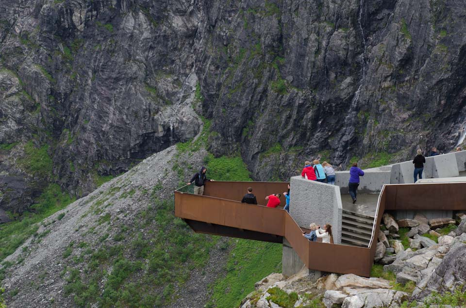 Aussichtspunkt Trollstigen