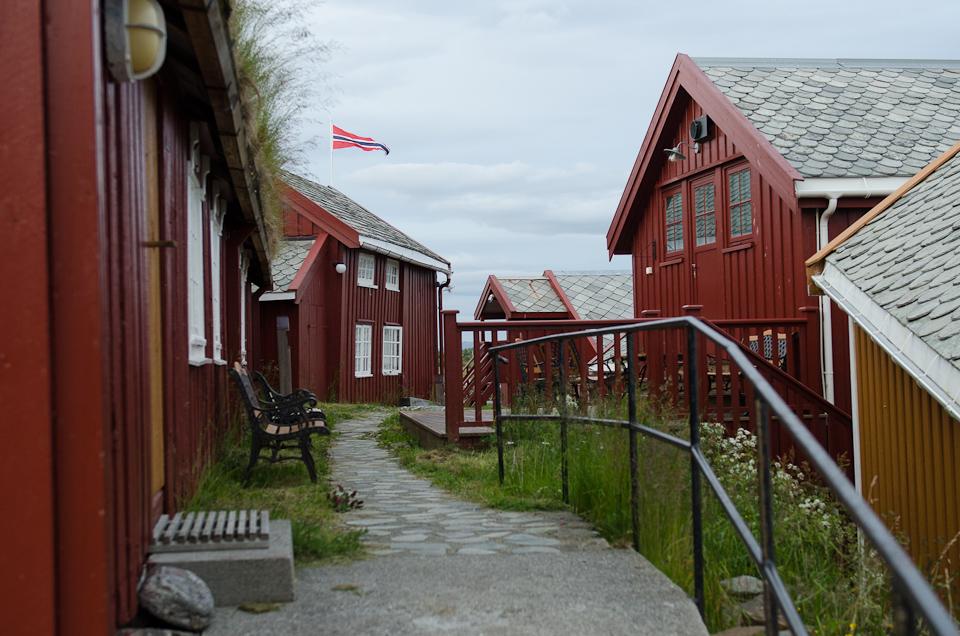 mittsommernacht auf haholmen in norwegen haholmen havstuer