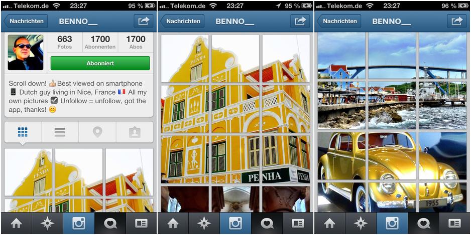 App Tipp Wie Ihr Ein Großes Foto In Eurem Instagram Feed Postet