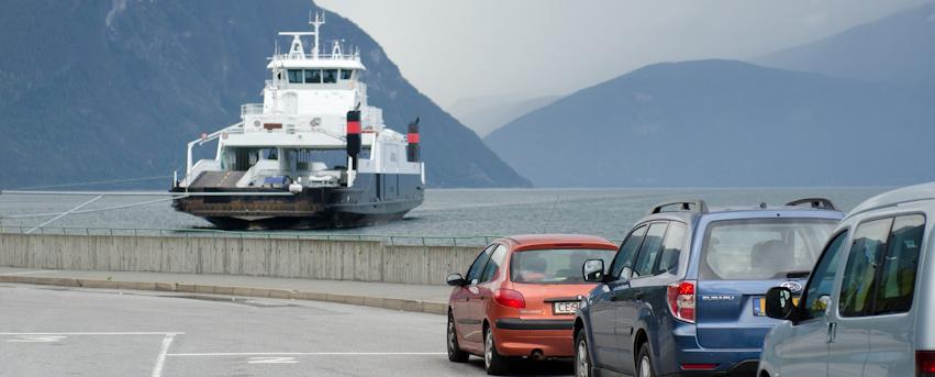 Road Trip Norwegen