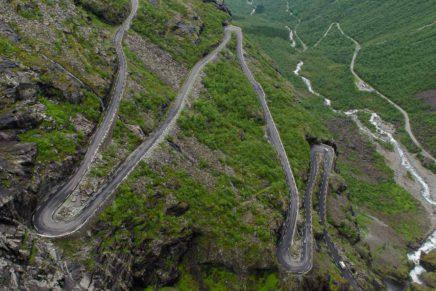 Der Trollstigen – Ein Roadtrip auf Norwegens schönsten Straßen