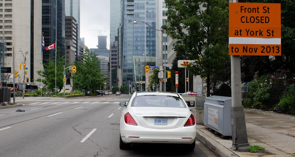 Mercedes-Benz S Klasse in Toronto