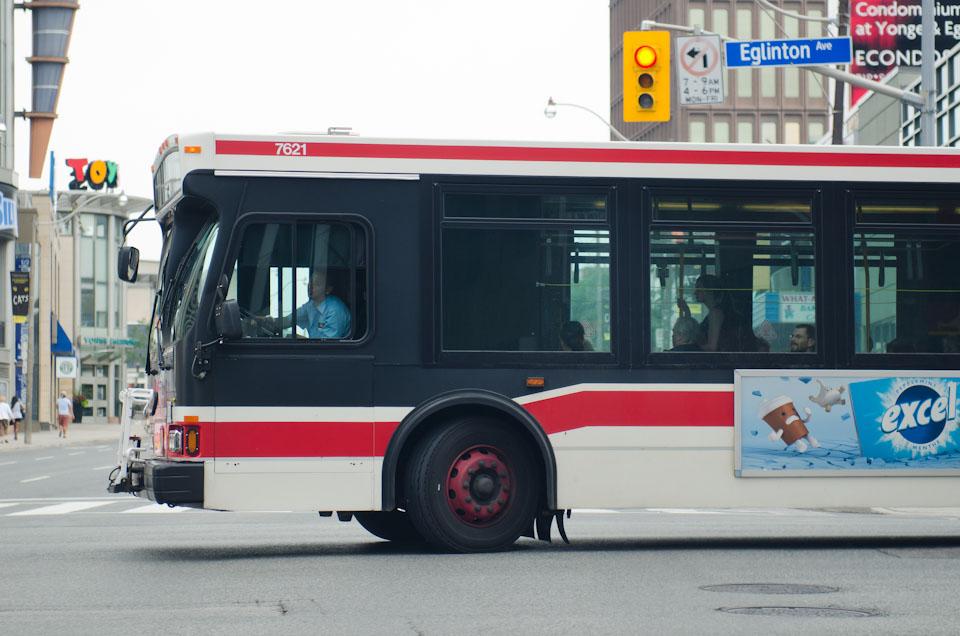 Yonge street Toronto, Kanada