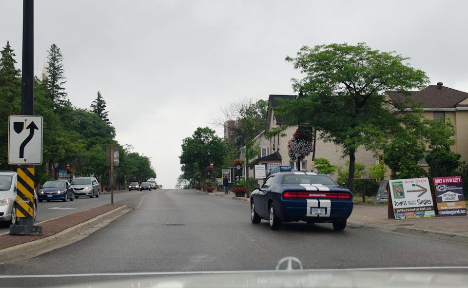 Die Yonge Street In Kanada ist die vermeintlich längste Straße der Welt