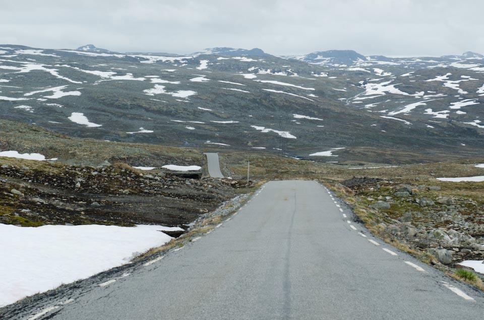 Aurlandsvegen Norwegen