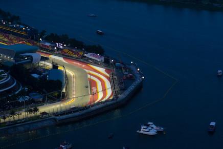 Formel 1 in Singapur – ein Reisebericht