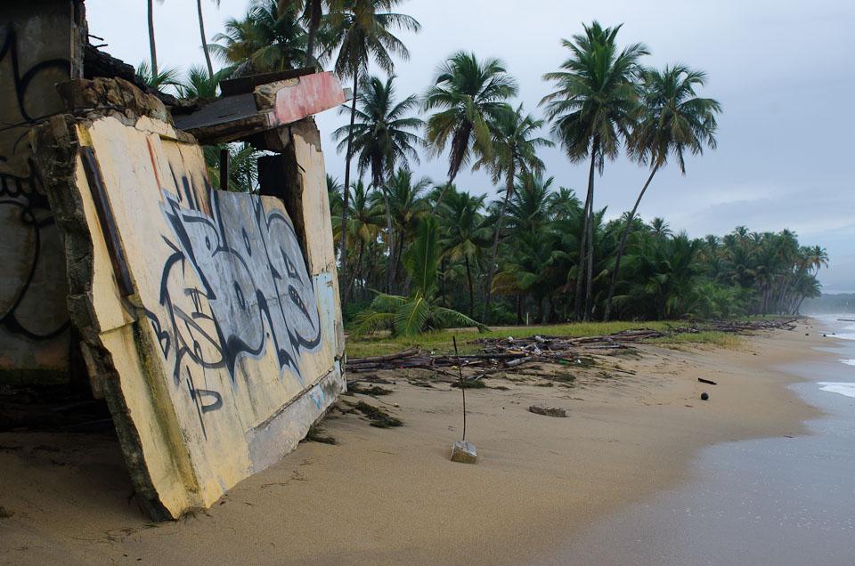 Lost Places Puerto Rico - die Strände von Yabucoa