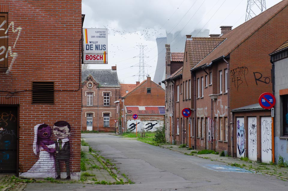 Doel, Belgien