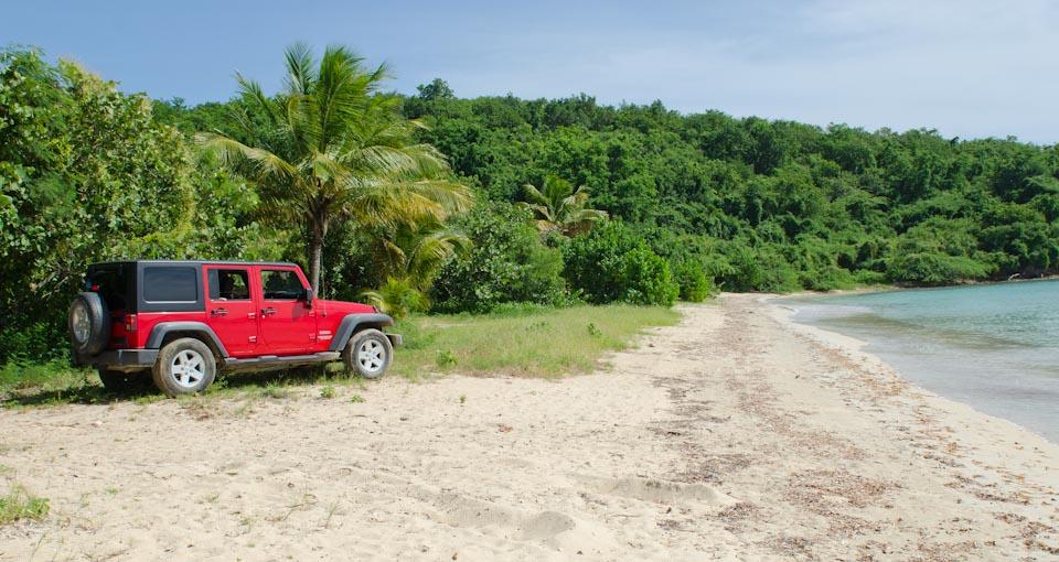 Mietwagen in Puerto Rico