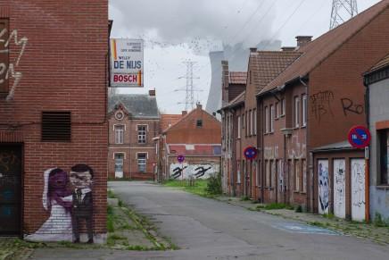 Doel – Ein Geisterdorf voller Streetart kämpft gegen den Abriss
