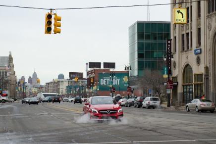 Zwei Tage Detroit – unterwegs am Rande der Motorshow