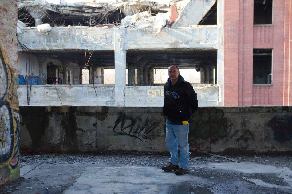 Die Packard Plant – ein Blick in Detroits berühmteste Fabrik Ruine
