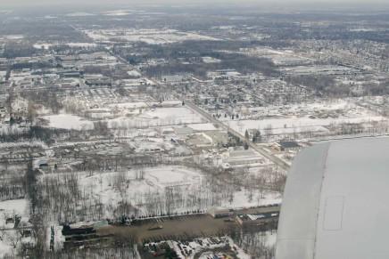 Wie ich in Detroit wegen Tourismus-Verdachts fast an der Einreise scheiterte