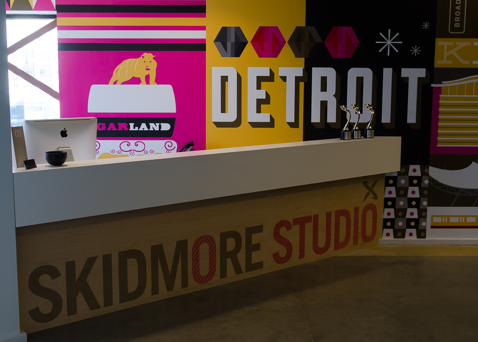 Skidmore Studio Detroit