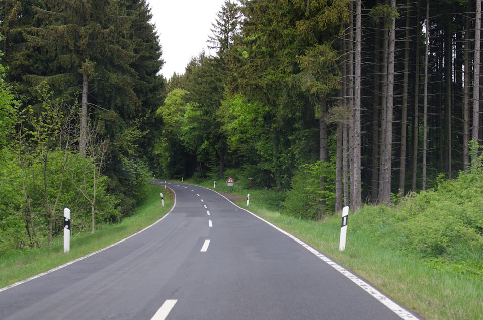 Die Hochrhönstraße