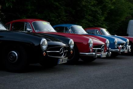 Als Instagram Reporterin bei der Mille Miglia – im Team von Mercedes-Benz durch Italien