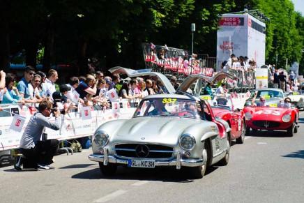 Die Mille Miglia 2014 per Instagram – für #mbmille vom schönsten Oldtimerrennen der Welt