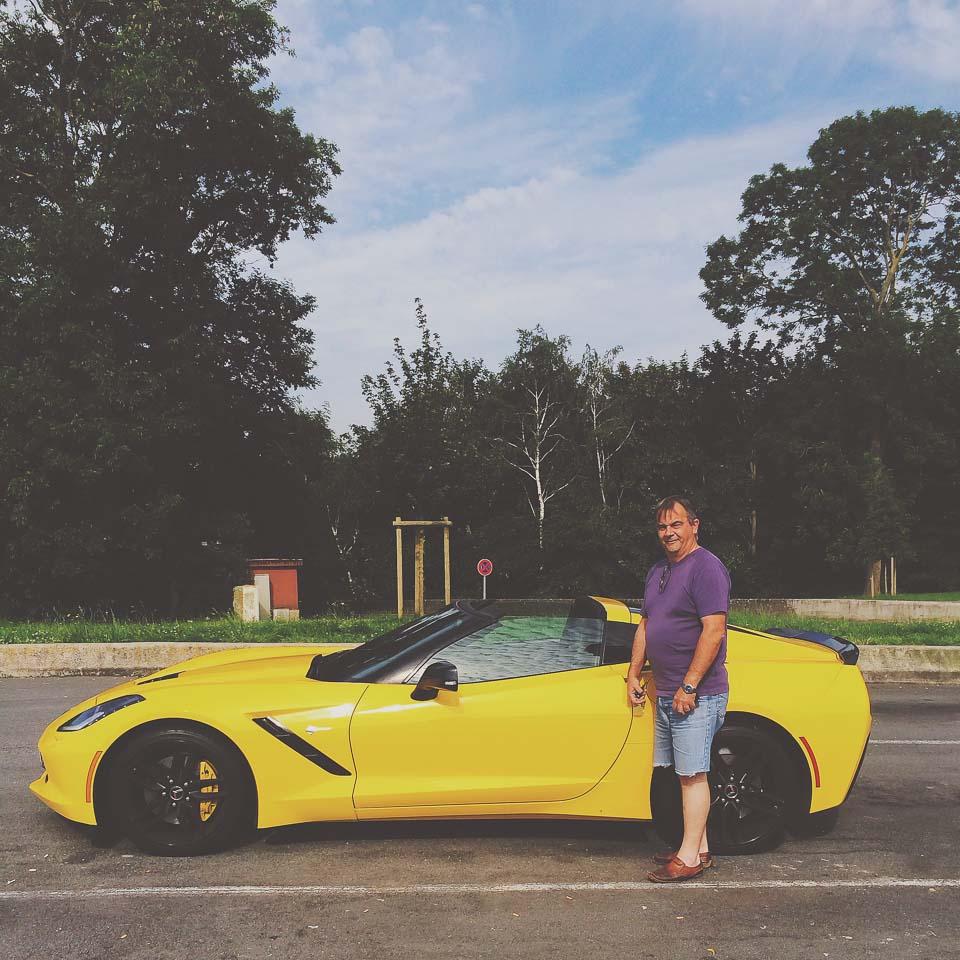 Fans der Corvette C7