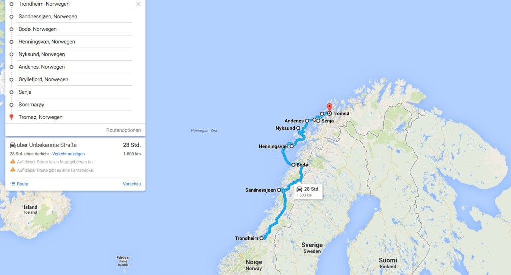 Roadtrip Norwegen II