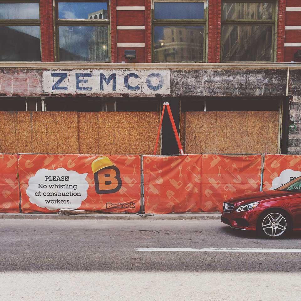 Detroit Downtown
