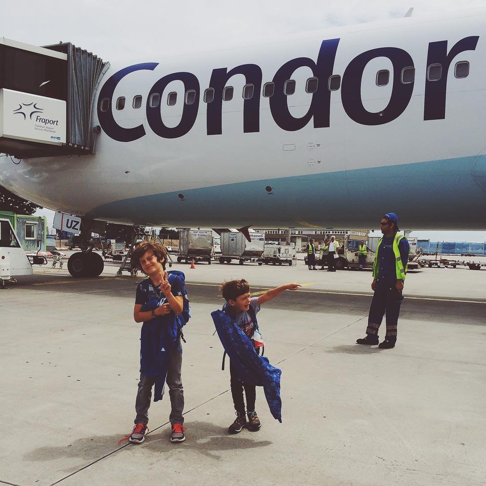 Condor Boarding