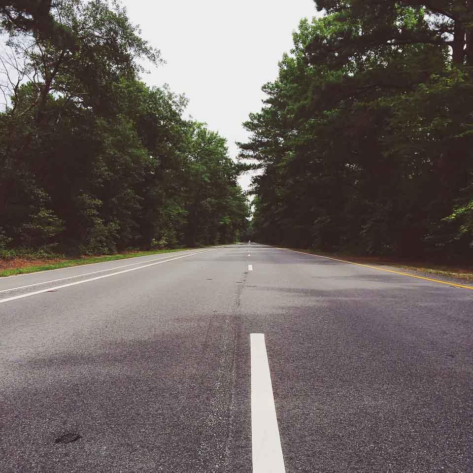 Country Roads Roadtrip