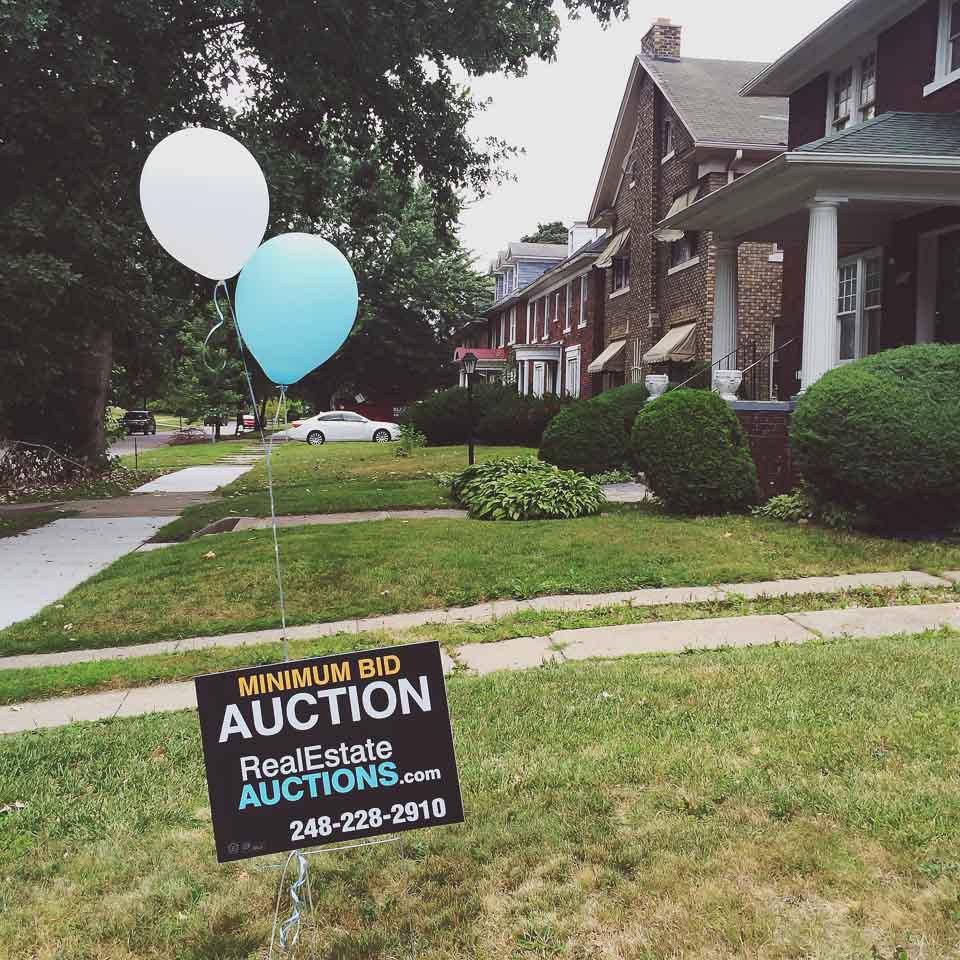 Detroit Auction
