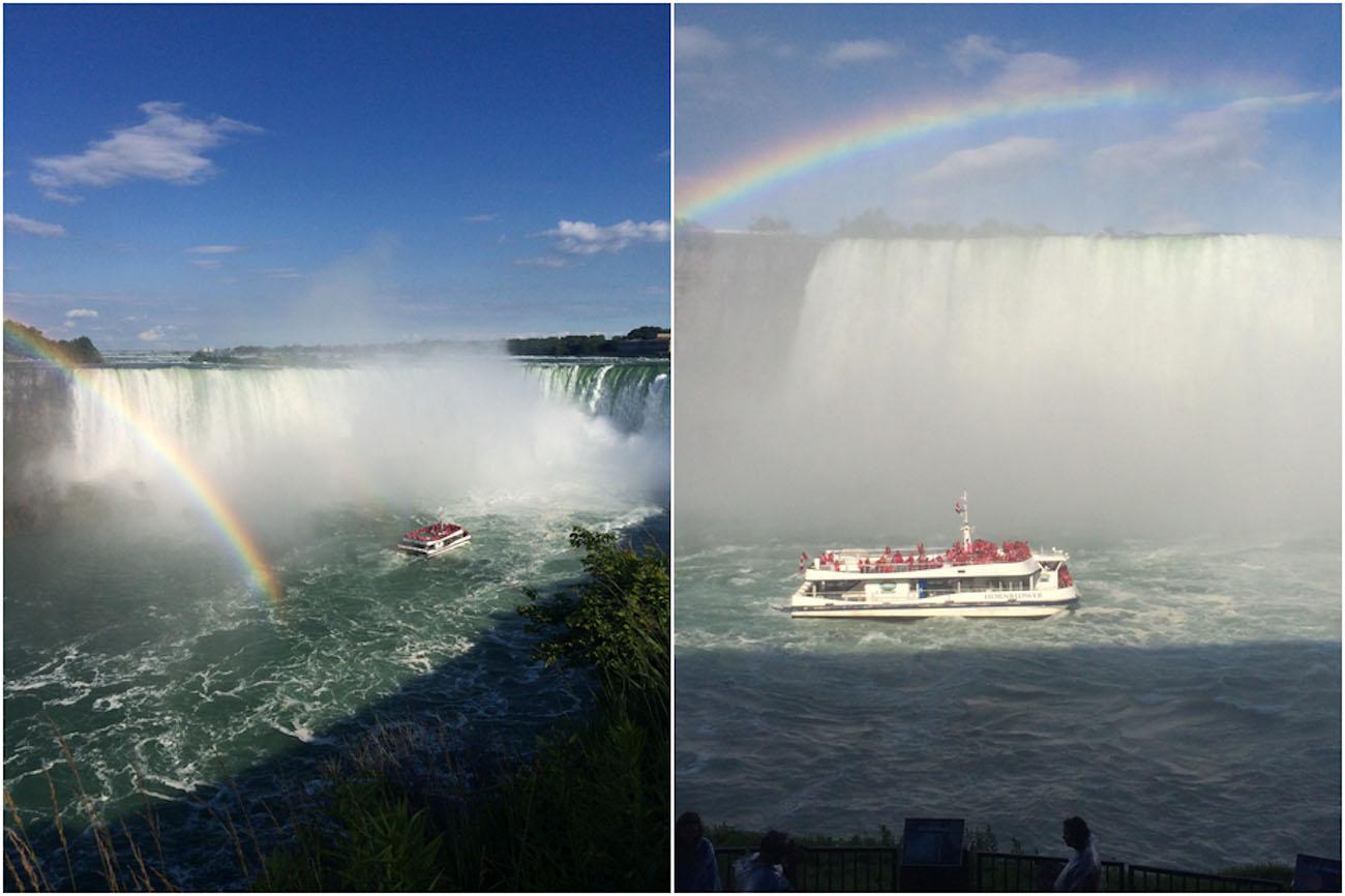 Niagarafälle in Kanada