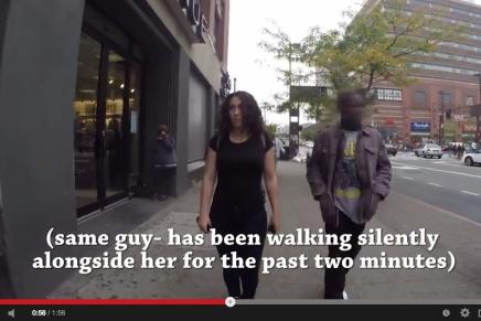 Wenn der Alltag zum Spießroutenlauf wird – Belästigungen auf der Straße