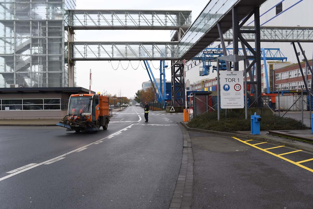 Die Meyer Werft Papenburg