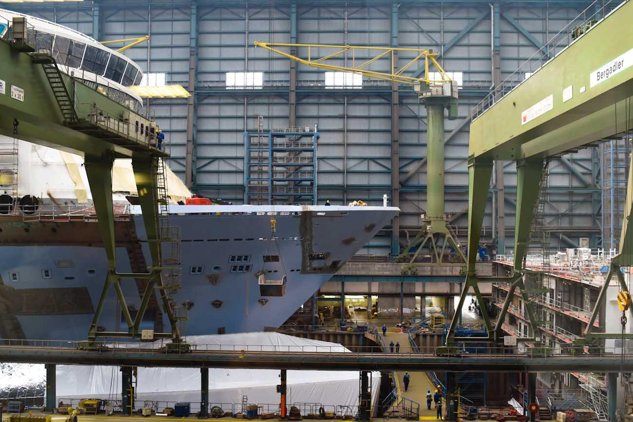 Papenburg Meyer Werft