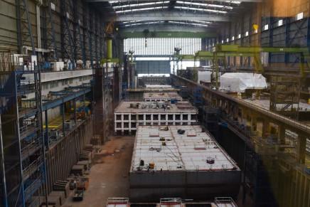 Die Meyer Werft in Papenburg – Geburtsstätte der Ozeanriesen