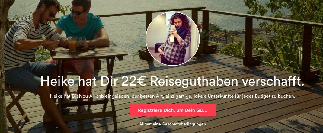Airbnb Invite