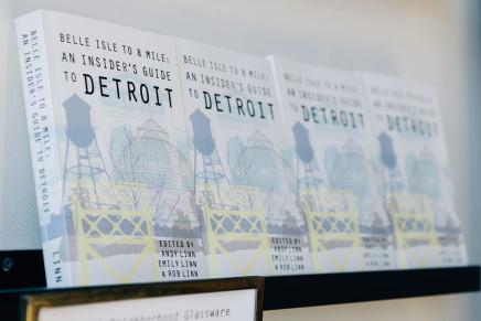 Urlaub in Detroit – Reiseführer gibt es doch