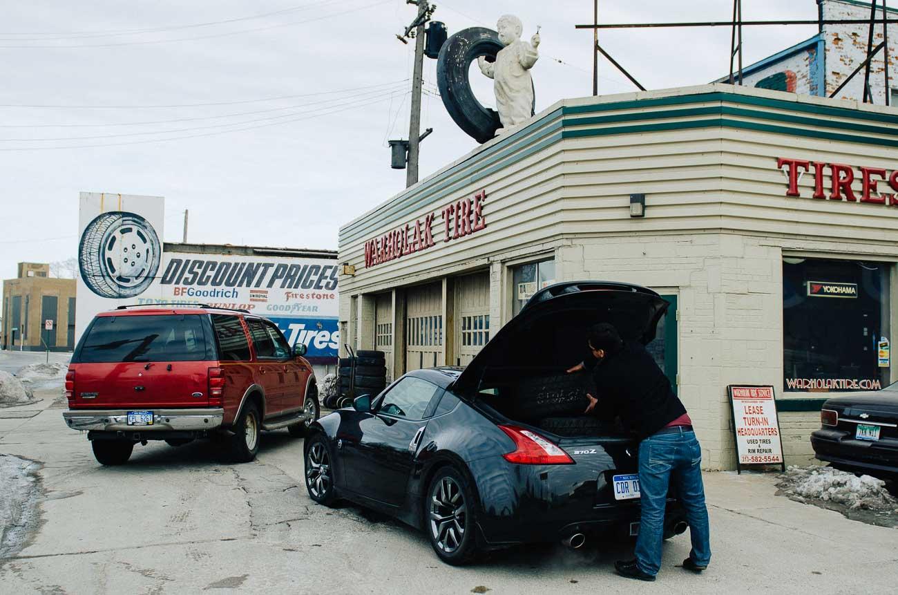 Warholak Tire Detroit