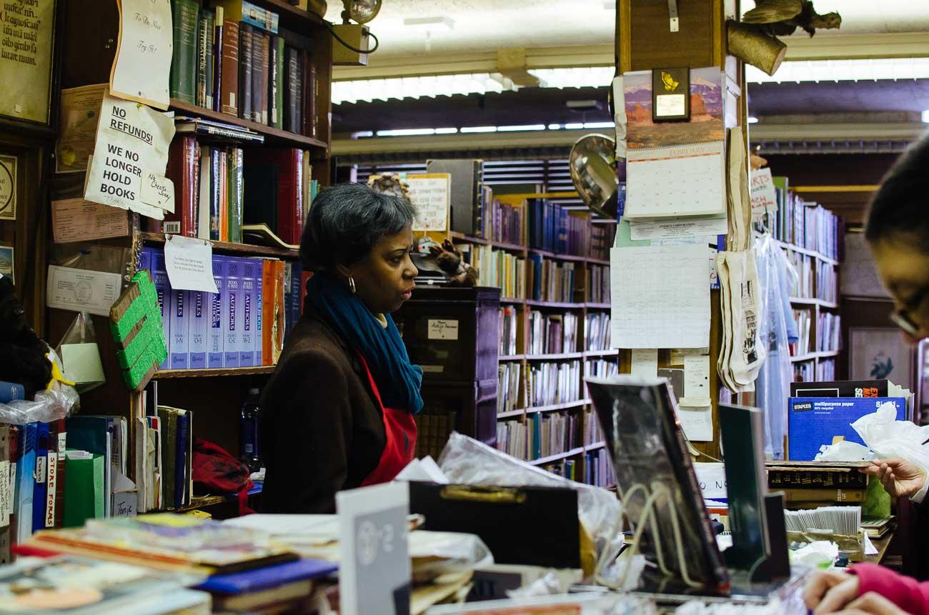 John K King Books Detroit Michigan best bookshop