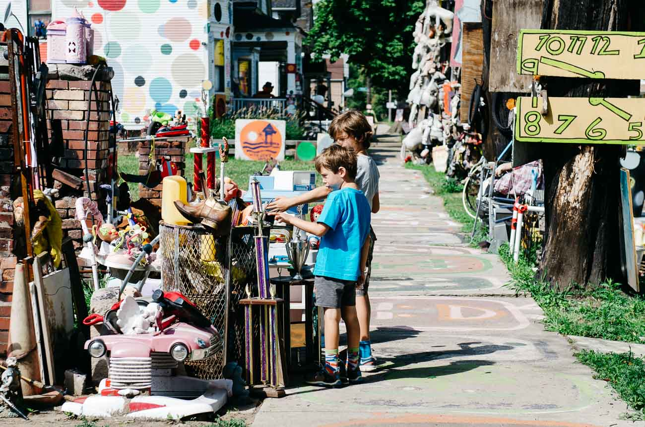 The Heidelberg Project Detroit