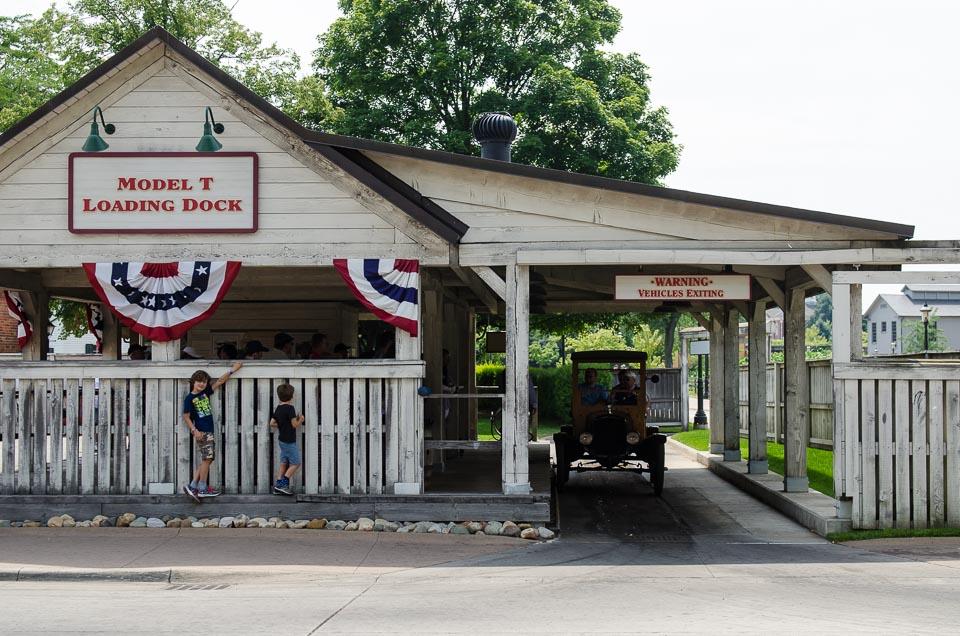 Ford Model T Detroit Greenfield Village