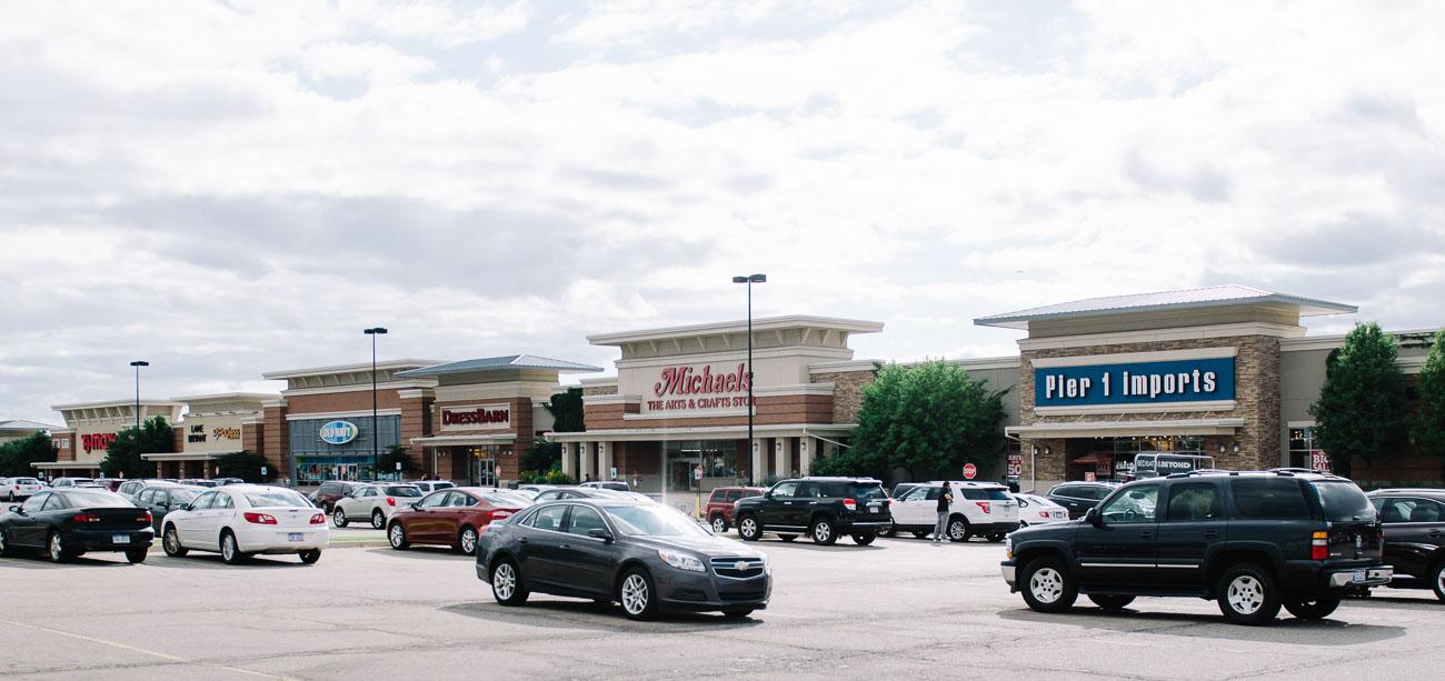 Fairlane Green Detroit shopping